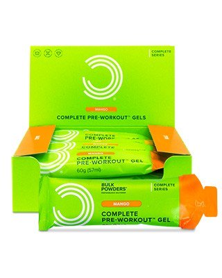 COMPLETE PRE-WORKOUT™ GELS