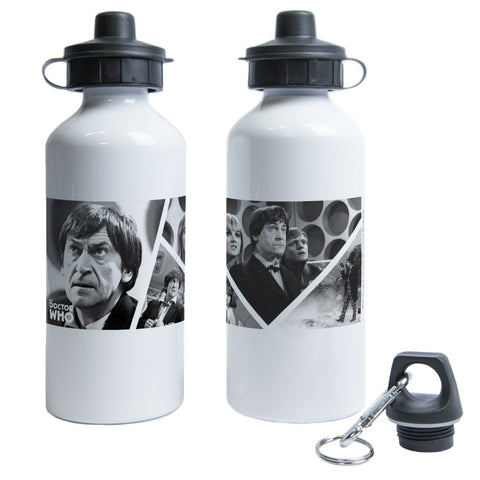Second Doctor Photographic Water Bottle