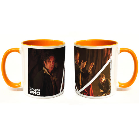 Eighth Doctor Photographic Colour Insert Mug