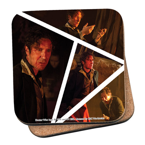 Eighth Doctor Photographic Coaster