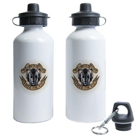 Pinup Cyberman Water Bottle