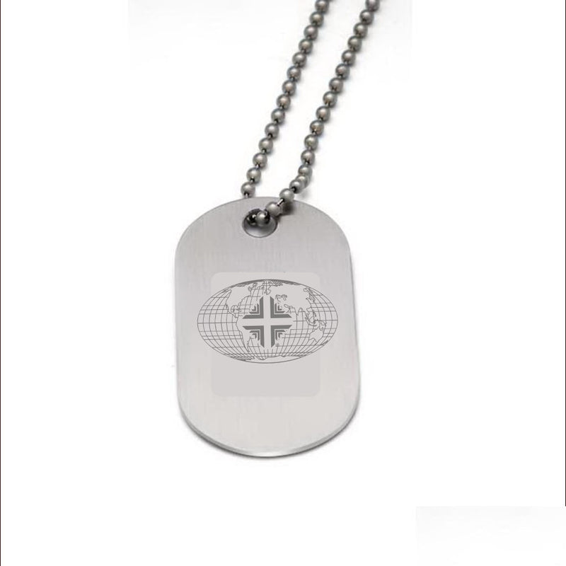 Dog Tag:  WW