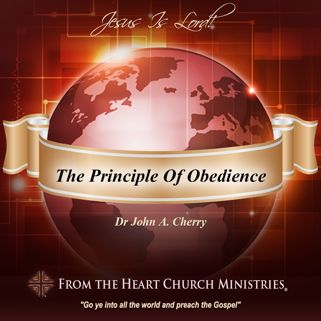 The Principle Of Obedience