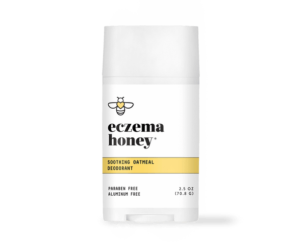 Eczema Honey Soothing Oatmeal Deodorant