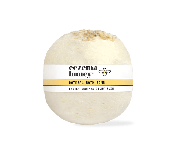 Eczema Honey Oatmeal Bath Bomb Subscription