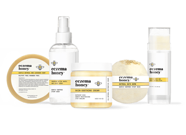 Eczema Honey Ultimate Soothing Kit