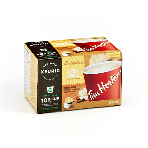 French Vanilla Cappuccino - K-Cup (10 pack)