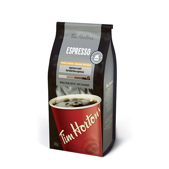 Espresso Whole Bean - Bag (300g)