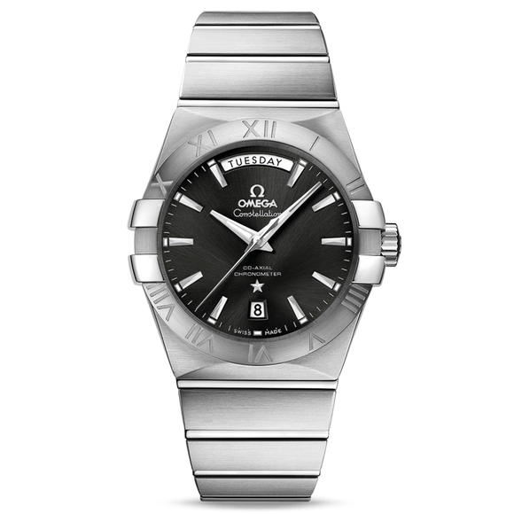 Omega Constellation Day Date 38 mm