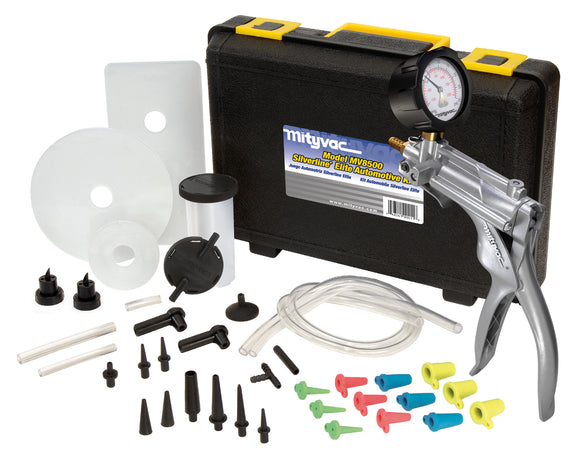 Mityvac MV8500 Silverline Elite Hand Pump Kit
