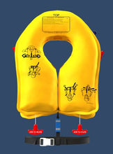 Twin-Cell Life Vest: EAM XF-35 Series - P/N P01074-109 5 years (Commercial, Military)