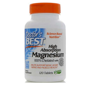 Magnesium, High Absorption
