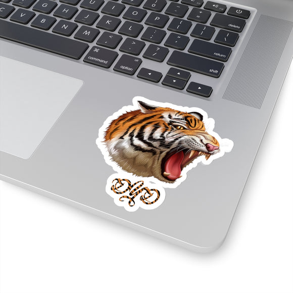 DYD Tiger Sticker