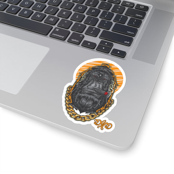 DYD Gorilla Sticker