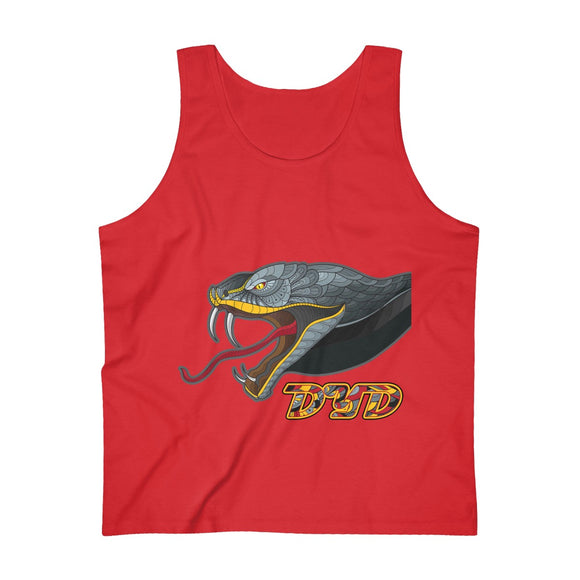 Colorful Snake Men's Tank Top - 5 Colors