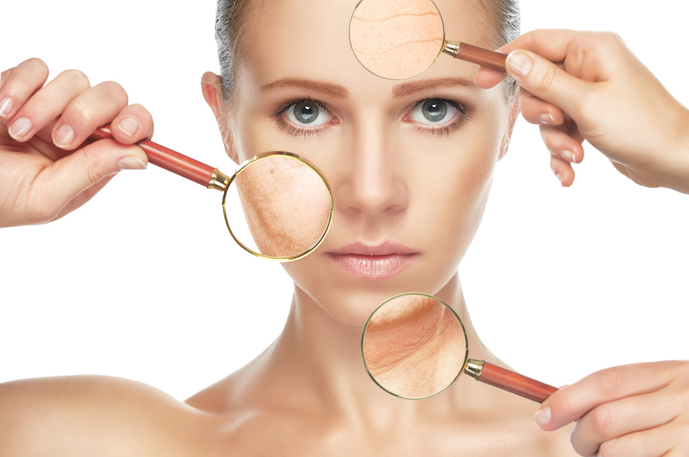 Do you want to improve the health and overall look of your skin Image