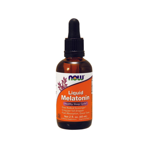 Liquid Melatonin - Now Foods