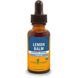 Lemon Balm Blend - Herb Pharm