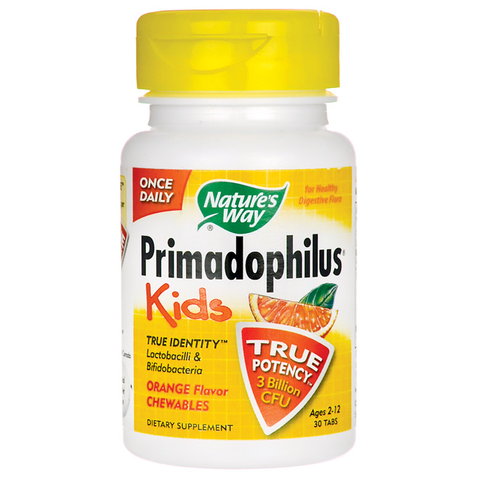 Primadophilus Kids (orange flavor)