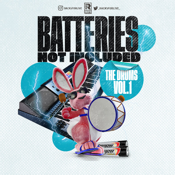 Batteries Not Included - The Drums Vol. 1