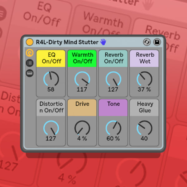 Dirty Mind Stutter Preset