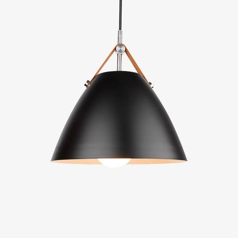 Suspension LED doré Loft Rétro