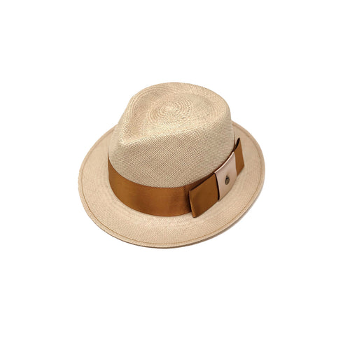Plenero Reine Genuine Panama Hat