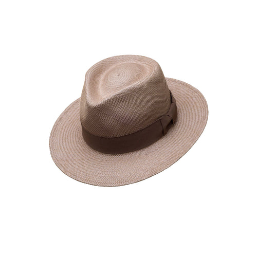 Plenero Granite Genuine Panama Hat