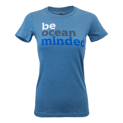 Be Ocean Minded - Women's Tee