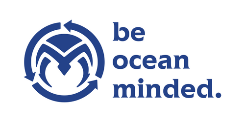 Be Ocean Minded Sticker