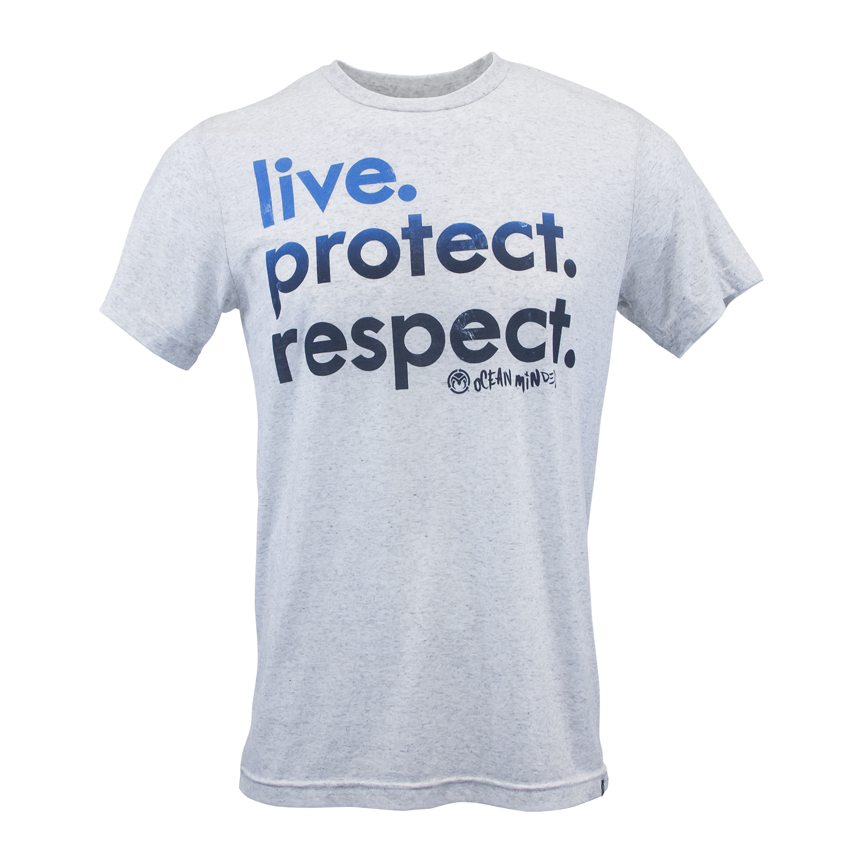 Live. Protect. Respect. - Men's Tee