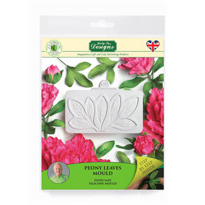 C&D - Flower Pro Peony Leaves Mould