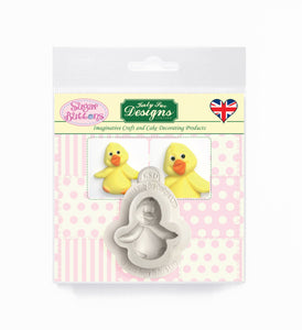 C&D - Sugar Buttons Baby Chick