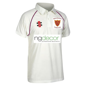 Monk Bretton Senior Short Sleeve Shirt