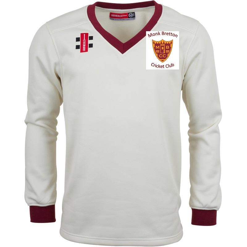Monk Bretton Senior Long Sleeve Sweater