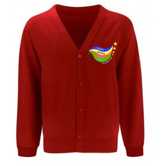 Yeadon Westfield Infant School Cardigan
