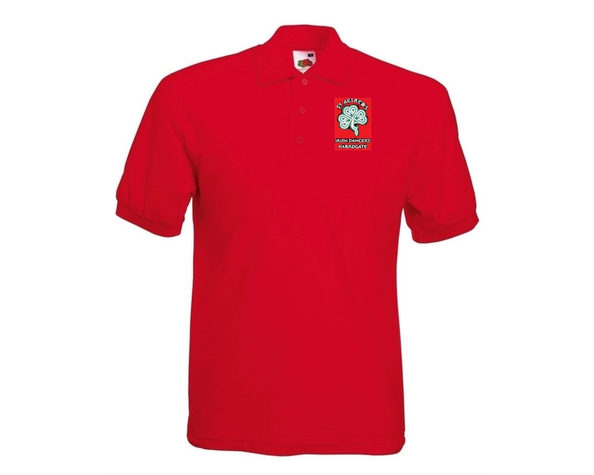 St Aelred Ladies Polo Shirt