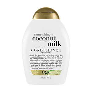 Organix  Nourishing Coconut Milk Hair Conditioner - 364 ml