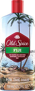 Old Spice 2in1 Shampoo and Conditioner, Fiji - 12 Oz.