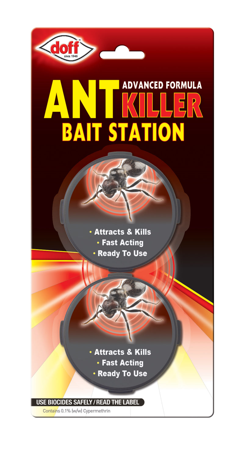 Ant Killer Bait Station 2pk