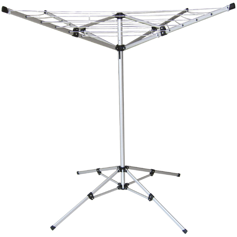 18M 4 Arm Portable Clothes Airer