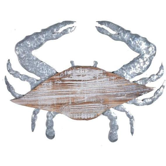Crab Wood and Galvanized