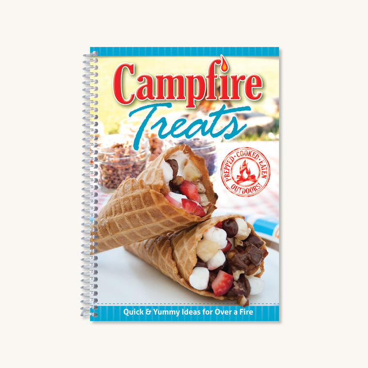 Campfire Treats Cookbook