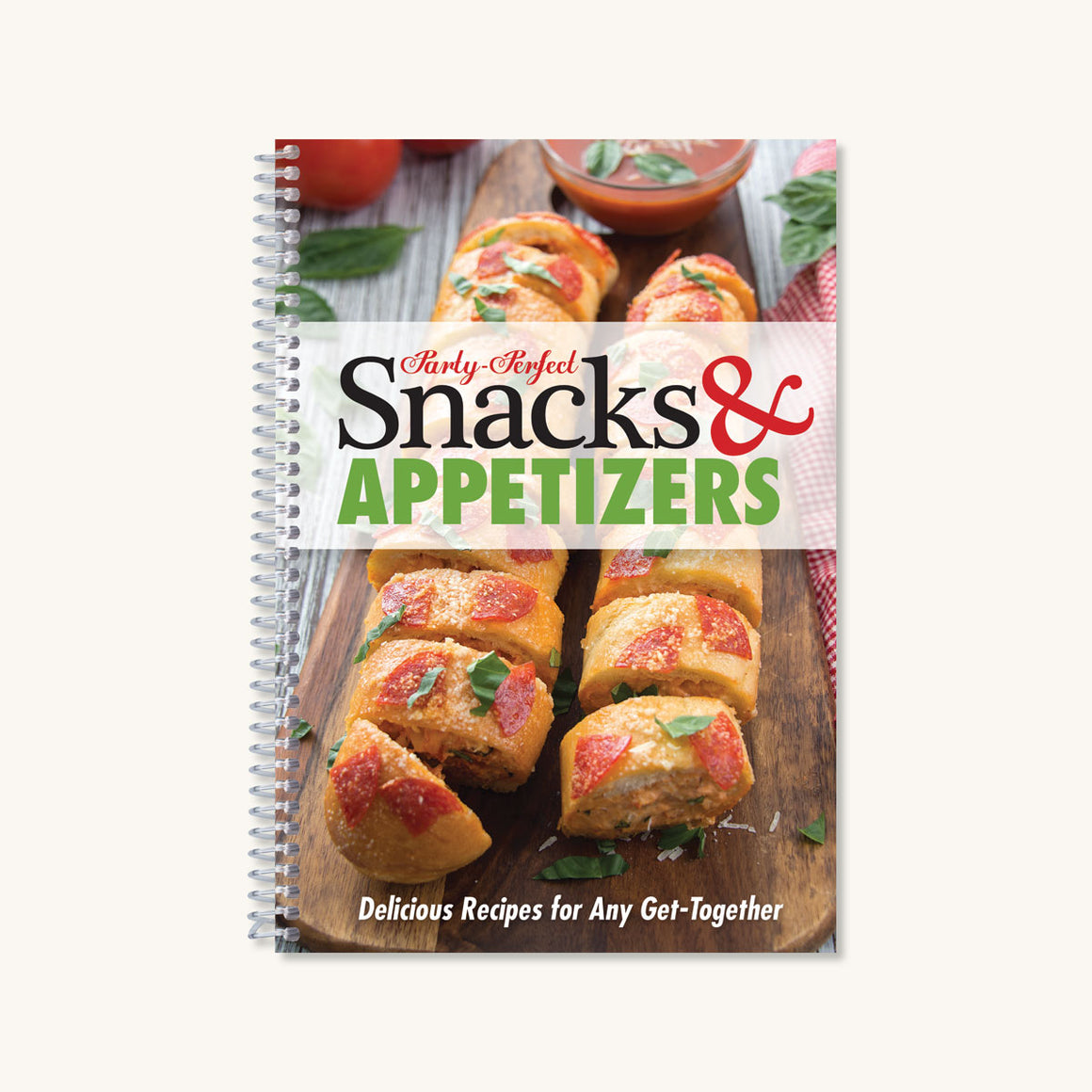 Party-Perfect Snacks & Appetizers