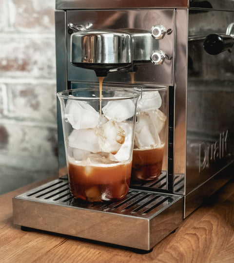 iced coffee pods charlie mckay