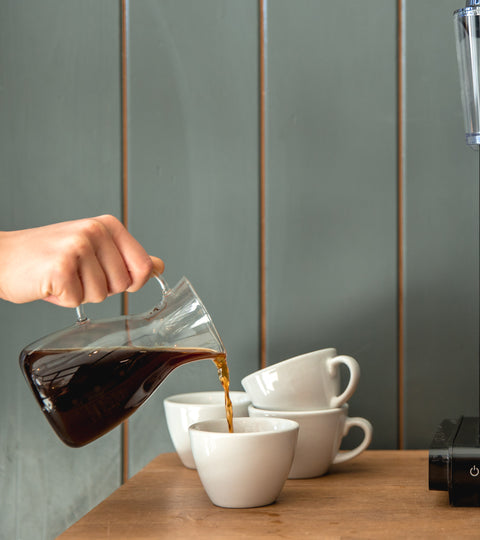 3 popular methods for brewing coffee in the office