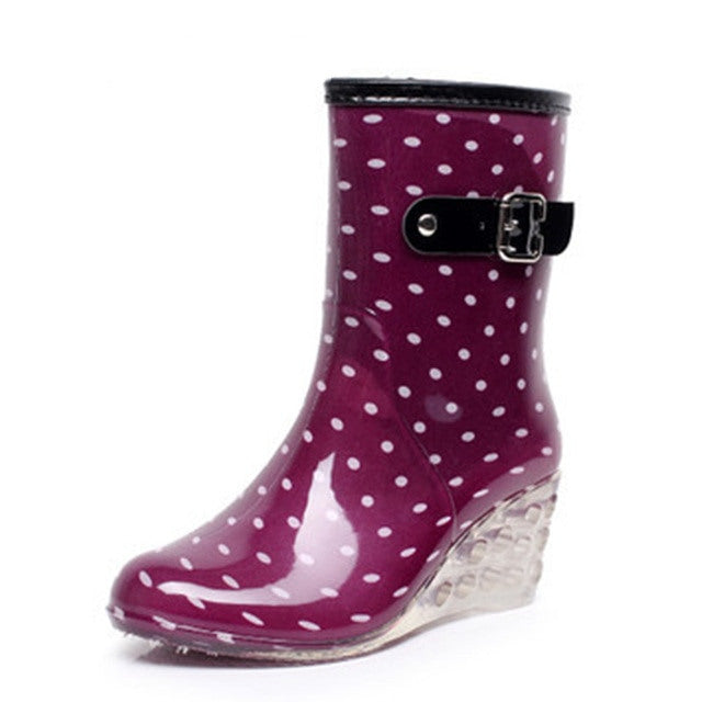 Lucy Rain Boots