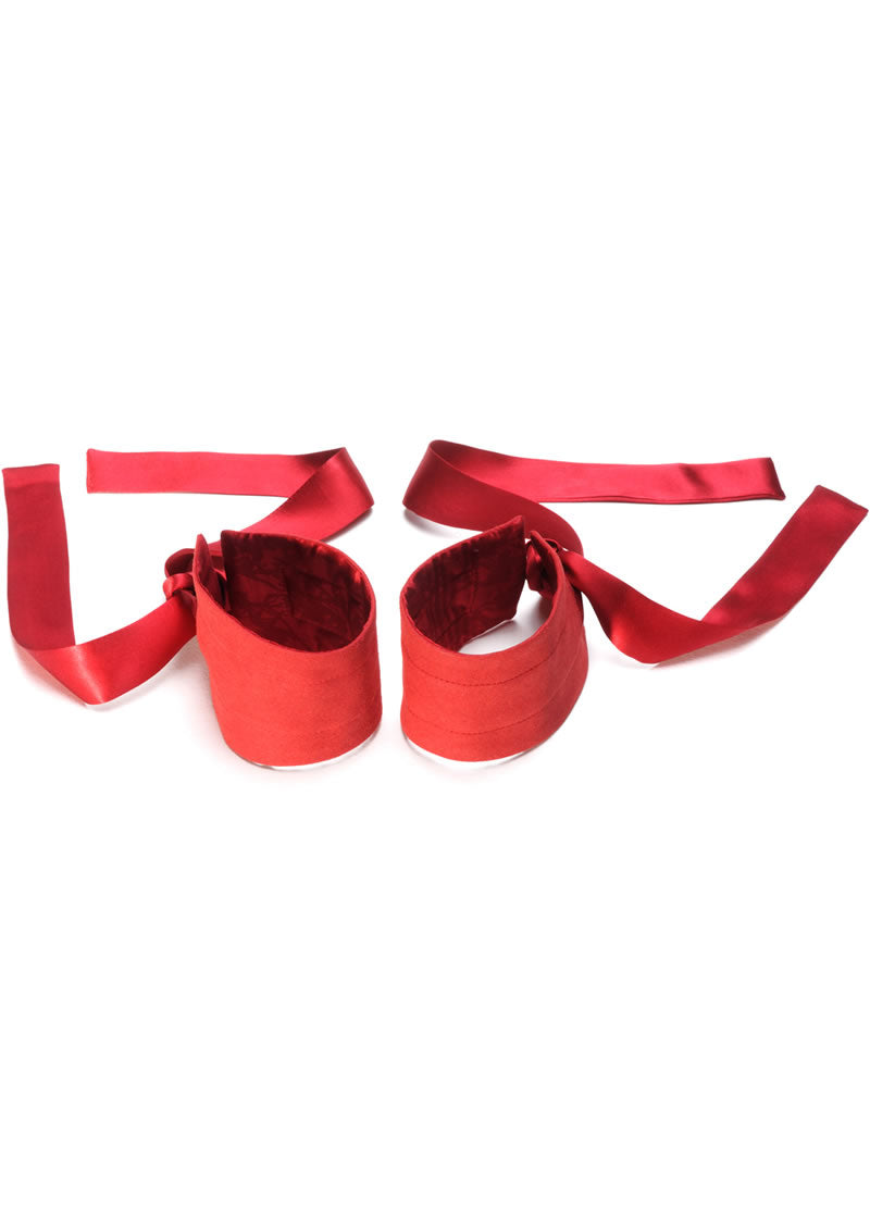 Etherea Cuffs Red