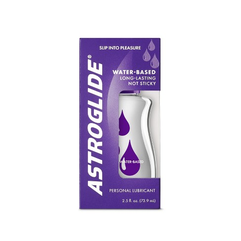 Astroglide Water Based Lubricant 2.5 Ounce