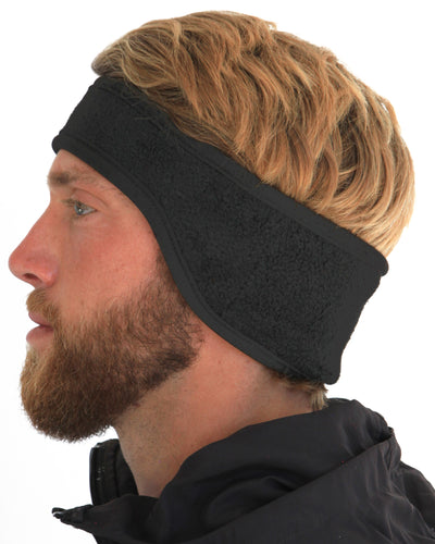 Heat Factory Heated Head Band: Black